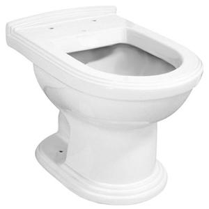 Vaso Sanitário Convencional Firenze Branco Icasa
