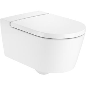 Vaso Sanitário Convencional Inspira Round Suspenso Branco Roca
