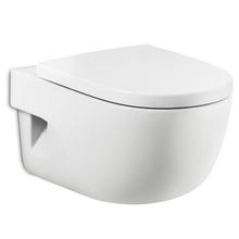 Vaso Sanitário Convencional Meridian Plus Suspenso Branco Roca