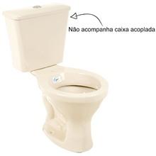 Vaso Sanitário para Caixa Acoplada Areia Sabará Icasa