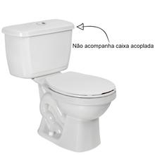 Vaso Sanitário para Caixa Acoplada Branco Áries Eternit