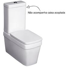 Vaso Sanitário para Caixa Acoplada Branco Atol Jacuzzi