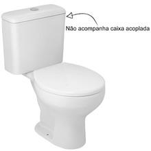 Vaso Sanitário para Caixa Acoplada Branco Azálea Celite