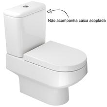 Vaso Sanitário para Caixa Acoplada Branco Carrara Deca