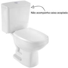 Vaso Sanitário para Caixa Acoplada Branco City Celite