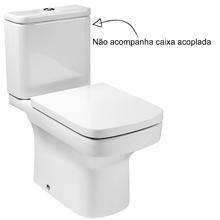Vaso Sanitário para Caixa Acoplada Branco Dama Roca