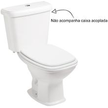Vaso Sanitário para Caixa Acoplada Branco Fit Celite