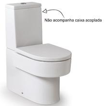 Vaso Sanitário para Caixa Acoplada Branco Happening Roca