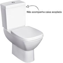 Vaso Sanitário para Caixa Acoplada Branco Helios Jacuzzi