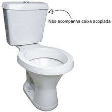 Vaso Sanitário para Caixa Acoplada Branco Liberty Santamarina