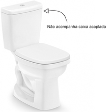 Vaso Sanitário para Caixa Acoplada Branco Like Celite