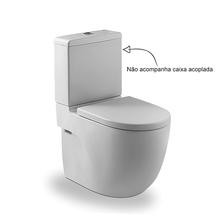 Vaso Sanitário para Caixa Acoplada Branco Meridian Plus Roca