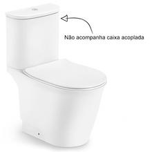 Vaso Sanitário para Caixa Acoplada Branco Neo Incepa