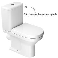 Vaso Sanitário para Caixa Acoplada Branco Nuova Deca