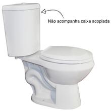Vaso Sanitário para Caixa Acoplada Branco Perfecta Jacuzzi