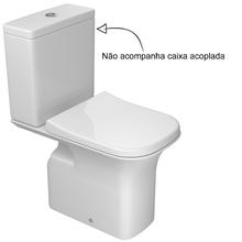 Vaso Sanitário para Caixa Acoplada Branco Polo Deca
