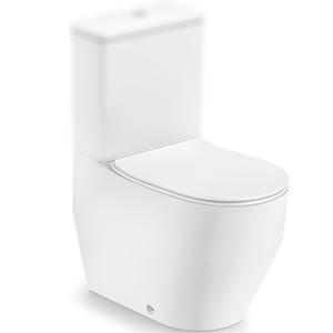 Vaso Sanitário para Caixa Acoplada Branco Pro Laufen Roca