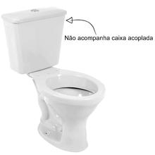 Vaso Sanitário para Caixa Acoplada Branco Sabará Icasa