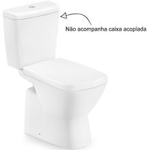 Vaso Sanitário para Caixa Acoplada Branco Suite Incepa