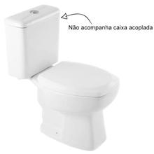 Vaso Sanitário para Caixa Acoplada Branco Thema Plus Incepa