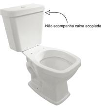 Vaso Sanitário para Caixa Acoplada Branco Viseu Luzarte