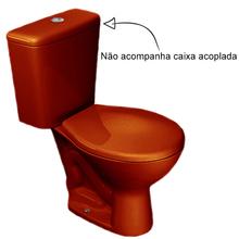 Vaso Sanitário para Caixa Acoplada Caramelo Izy Deca