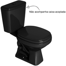 Vaso Sanitário para Caixa Acoplada Ébano Aspen Deca