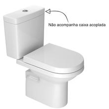 Vaso Sanitário para Caixa Acoplada Gelo Duna Deca