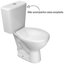 Vaso Sanitário para Caixa Acoplada Gelo Izy Deca