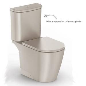 Vaso Sanitário para Caixa Acoplada Neo Bege Incepa