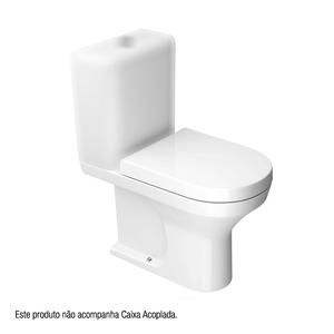 Vaso Sanitário para Caixa Acoplada Nuova Gelo Deca