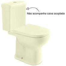 Vaso Sanitário para Caixa Acoplada Palha Etna Icasa