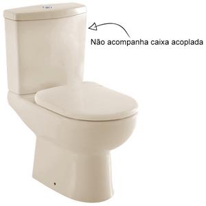 Vaso Sanitário para Caixa Acoplada Pergamon Smart Celite