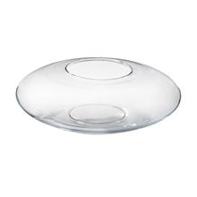 Vaso Vidro Terrário Oval Grande Incolor