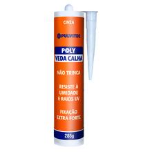 Veda Calha Resina Sintética Alumínio 285g Pulvitec