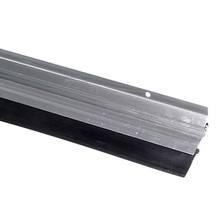 Veda Porta 80cm Alumínio Anodizado Incolor Brilhante Reisam