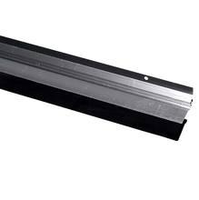 Veda Porta 90 cm Alumínio Anodizado Incolor Brilhante Reisam