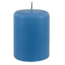 Vela Repelente Citronela Azul 10x8cm