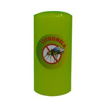 Vela Repelente Citronela Verde 14x6cm