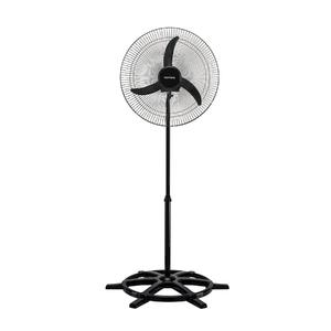 Ventilador de Coluna 60cm Bivolt Preto  Ventisol