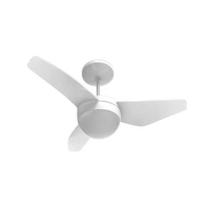 Ventilador de Teto Inspire Nano Branco 3 pás 127V (110V)