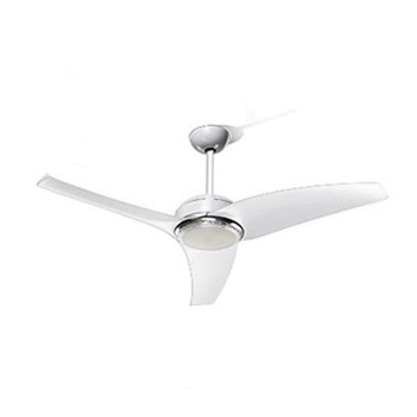 437369694 Ventilador de Teto Latina Air Control Glass 3 pás 250V (220V)