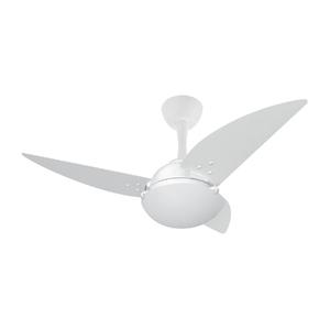 Ventilador de Teto Volare Ventax Branco 3 pás 250V (220V)