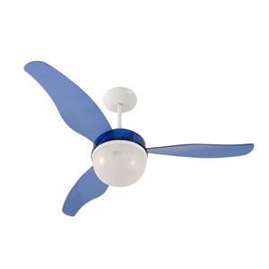 Ventilador teto Geo Azul 3 pás 110V  Aliseu