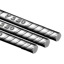 """Vergalhão CA-50 6,3mm (1/4"""") Votoraço"""