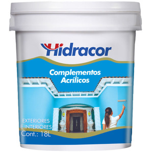 Verniz Acrílico Incolor 18L Hidracor