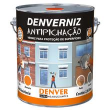 Verniz Antipichação Incolor 3,6L Denver