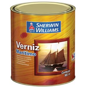 Verniz Brilhante Maritimo 0,9L Mogno Sherwin Williams