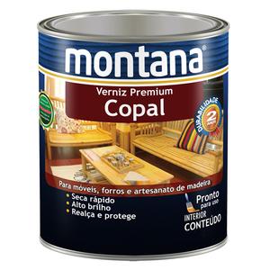 Verniz Copal Brilhante 0,9L Montana