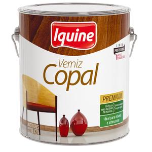 Verniz Copal Brilhante 3,6L